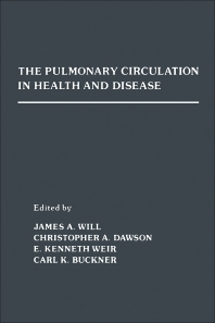 The Pulmonary Circulation in Health and Disease - 1st Edition - ISBN: 9780127520858, 9780323145237