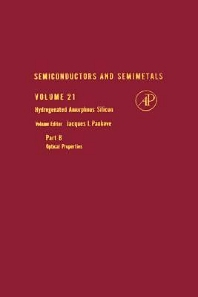 Semiconductors and Semimetals - 1st Edition - ISBN: 9780127521480, 9780080864129