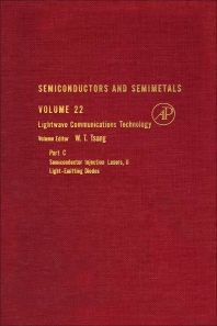 Semiconductors and Semimetals - 1st Edition - ISBN: 9780127521527, 9780080864174