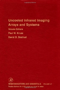 Cover image for Uncooled Infrared Imaging Arrays and Systems