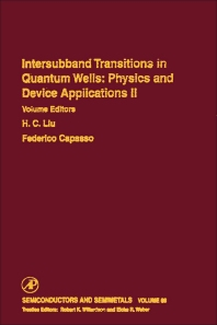 Cover image for Intersubband Transitions in Quantum Wells: Physics and Device Applications II