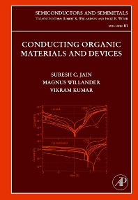 Conducting Organic Materials and Devices, 1st Edition,Suresh Jain,M. Willander,V. Kumar,ISBN9780127521909