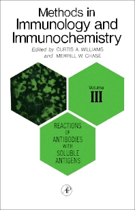 Cover image for Reactions of Antibodies with Soluble Antigens