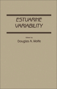 Estuarine variability - 1st Edition - ISBN: 9780127618906, 9781483289380