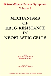Mechanisms of Drug Resistance in Neoplastic Cells - 1st Edition - ISBN: 9780127633626, 9781483220758