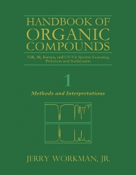 The Handbook of Organic Compounds, Three-Volume Set, 1st Edition,Jerry Workman, Jr.,ISBN9780127635606