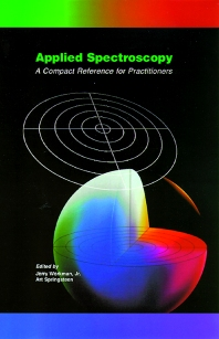 Cover image for Applied Spectroscopy