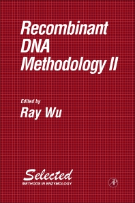 Cover image for Recombinant DNA Methodology II