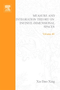 Cover image for Measure and Integration Theory on Infinite-Dimensional Spaces