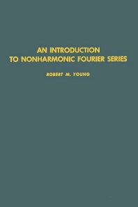 Cover image for An Introduction to Nonharmonic Fourier Series