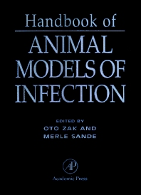 Handbook of Animal Models of Infection, 1st Edition,Merle Sande,ISBN9780127753904