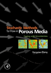 Cover image for Stochastic Methods for Flow in Porous Media