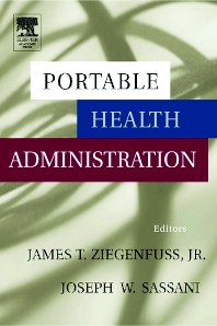 Cover image for Portable Health Administration