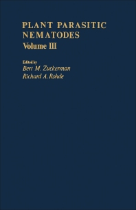 Plant Parasitic Nematodes - 1st Edition - ISBN: 9780127822037, 9780323147033