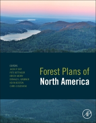 Cover image for Forest Plans of North America