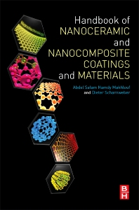 Cover image for Handbook of Nanoceramic and Nanocomposite Coatings and Materials