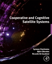 Cover image for Cooperative and Cognitive Satellite Systems