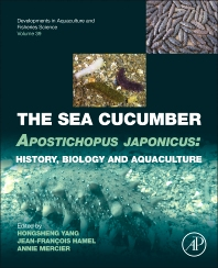Cover image for The Sea Cucumber Apostichopus japonicus