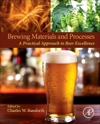 Cover image for Brewing Materials and Processes