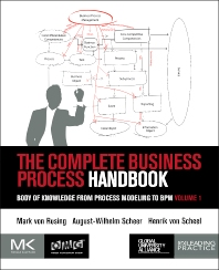 Cover image for The Complete Business Process Handbook