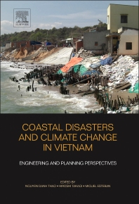 Cover image for Coastal Disasters and Climate Change in Vietnam