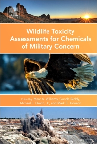 Cover image for Wildlife Toxicity Assessments for Chemicals of Military Concern