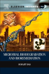 Cover image for Microbial Biodegradation and Bioremediation