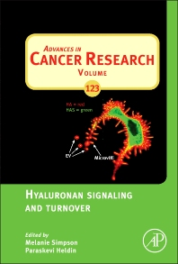 Cover image for Hyaluronan Signaling and Turnover