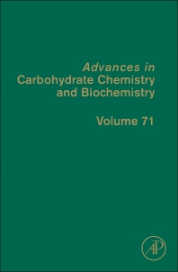 Advances in Carbohydrate Chemistry and Biochemistry - 1st Edition - ISBN: 9780128001288, 9780128008058