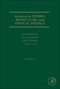 Advances in Atomic, Molecular, and Optical Physics - 1st Edition - ISBN: 9780128001295, 9780128003015