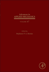 Advances in Applied Mechanics - 1st Edition - ISBN: 9780128001301, 9780128003022