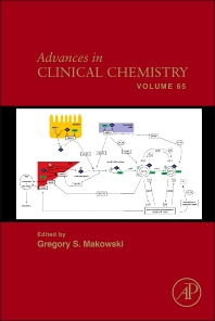 Advances in Clinical Chemistry - 1st Edition - ISBN: 9780128001417, 9780128003039