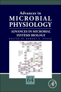 Cover image for Advances in Microbial Systems Biology