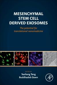 Cover image for Mesenchymal Stem Cell Derived Exosomes