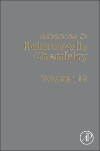 Advances in Heterocyclic Chemistry - 1st Edition - ISBN: 9780128001707, 9780128003985