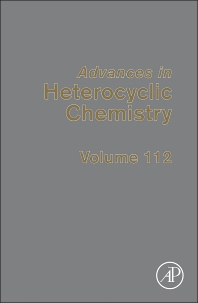 Advances in Heterocyclic Chemistry - 1st Edition - ISBN: 9780128001714, 9780128003992
