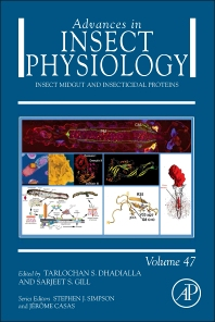 Cover image for Insect Midgut and Insecticidal Proteins