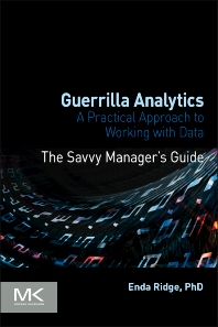 Cover image for Guerrilla Analytics