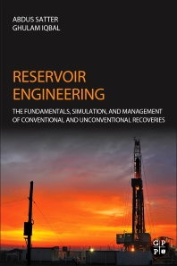 Cover image for Reservoir Engineering