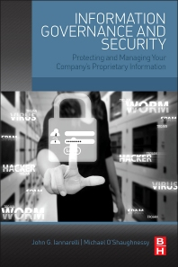 Cover image for Information Governance and Security