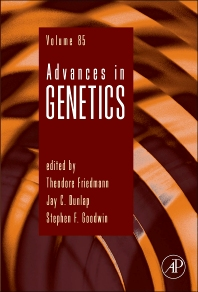 Advances in Genetics - 1st Edition - ISBN: 9780128002711, 9780128003701