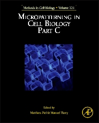 Cover image for Micropatterning in Cell Biology, Part C