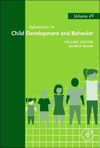 Advances in Child Development and Behavior - 1st Edition - ISBN: 9780128002858, 9780128003152