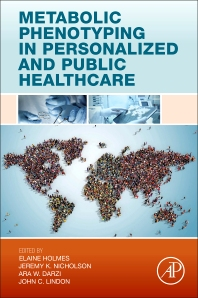 Cover image for Metabolic Phenotyping in Personalized and Public Healthcare