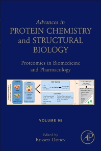 Cover image for Proteomics in Biomedicine and Pharmacology