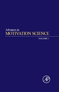 Cover image for Advances in Motivation Science