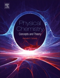 cover of Physical Chemistry - 1st Edition