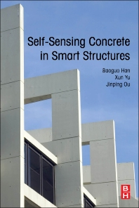 Cover image for Self-Sensing Concrete in Smart Structures