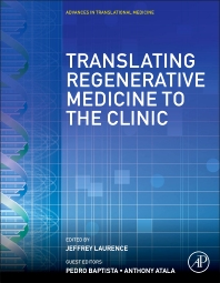 Cover image for Translating Regenerative Medicine to the Clinic