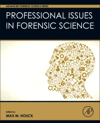 Cover image for Professional Issues in Forensic Science